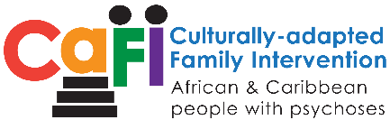 Culturally-adapted Family Intervention African & Caribbean people with psychoses